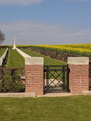 Beaumont-Hamel Cemetery