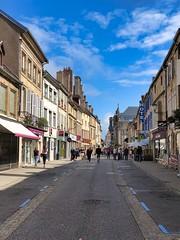 Langres, Champagne-Ardenne, Frankreich