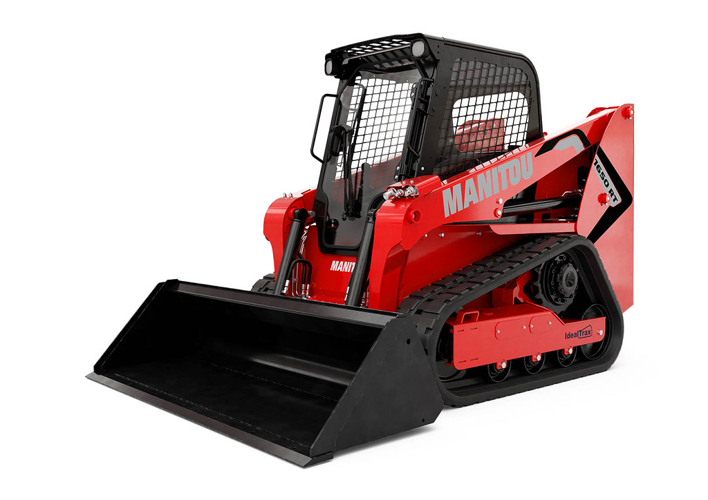 New, 2020, Manitou, 1650 RT, Loaders