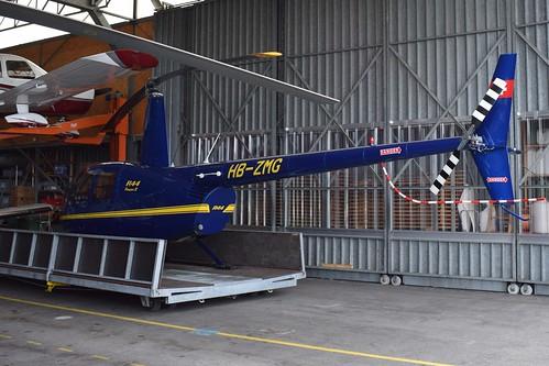 HB-ZMG Robinson R44