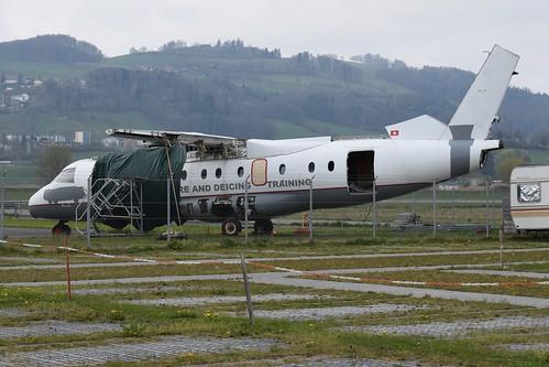 HB-AEV Dornier Do.328