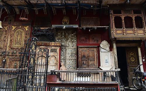 Historical Architecture 4, Lahore, Pakistan