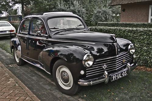 Peugeot 203 A 1951 (2908)