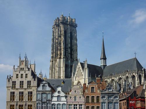 Mechelen, Belgium (Unesco World Heritage)