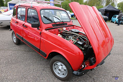 Renault 4 - Photo of Soucht