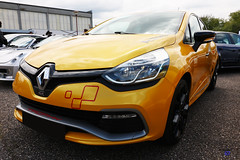Renault Clio 4 RS 2016 - Photo of Soucht
