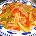 Martha Sherpa's Cooking School, Chinese cooking class, Chicken and celery stir fry with fermented broad bean sauce