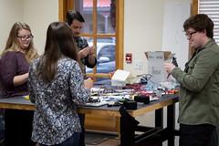 Behind the Scenes: Custom Exhibits