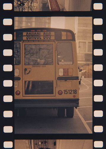 Chicago School Bus