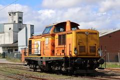 Deutsche Bundesbahn 'V 100 2072' -> COLAS RAIL '99 87 9 182 596--6' / Hazebrouck