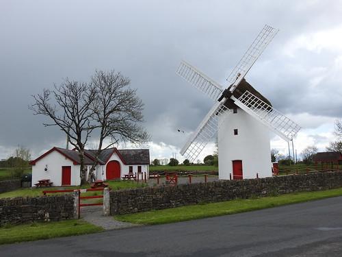The windmill at Elphin