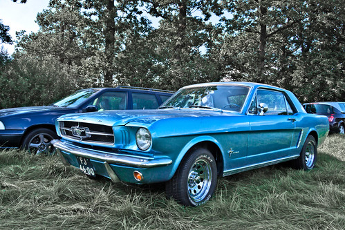 Ford Mustang 1965 (9721)