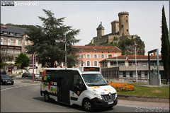 Renault Master - CAP Pays Cathare (Transdev) / F'Bus n°72371