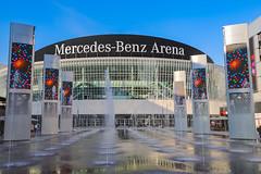 Mercedes Benz Dome Berlin