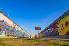 East Side Gallery Border, Berlin