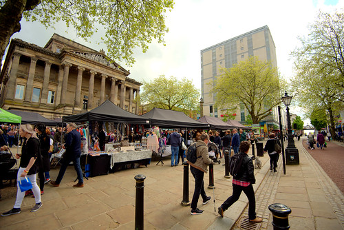Makers Market 11 May in Preston - 15