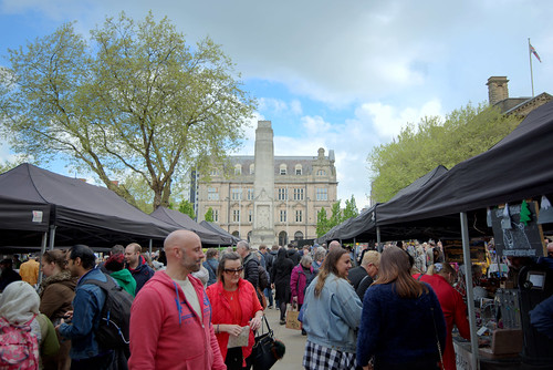 Makers Market 11 May in Preston - 3