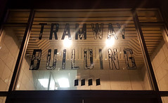 Tramway Building - built in 1916