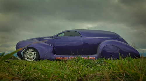1939 Lincoln Zephyr Delivery-2