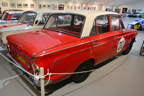 1963 Fort Cortina GT (4)