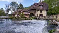 le moulin de Fourges - Photo of Maudétour-en-Vexin