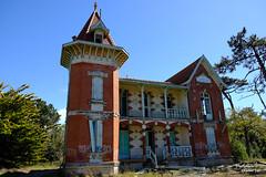 Urbex Villa la Roseraie