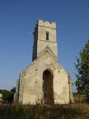 Panxworth - All Saints Tower
