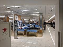 Macy's (Buckland Hills Mall, Manchester, Connecticut)