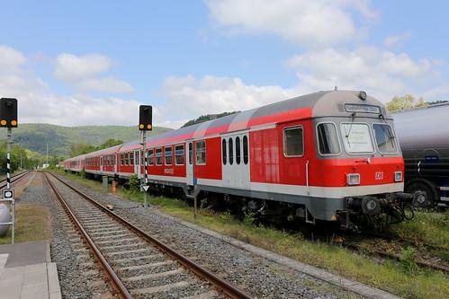 DB Regionalzug, Miltenberg
