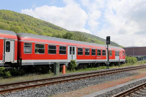 DB Regio Bnr zf 50 80 82-34 096-1, Miltenberg