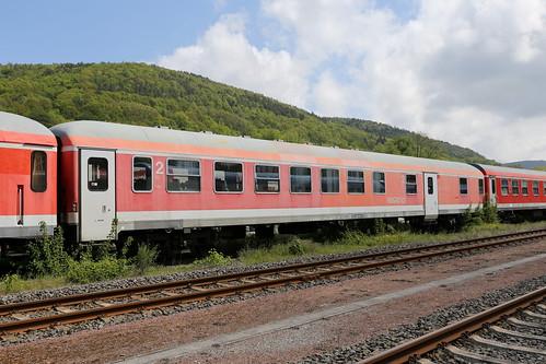DB Regio Bduu 50 80 84-33 277-6, Miltenberg