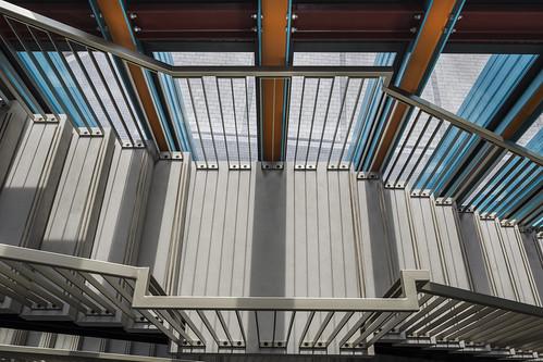 Project Tile _  de Siún Architects _ Dublin _ 2019 _ Stairs