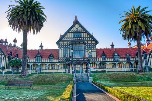 Museu de Rotorua/Nova Zelândia
