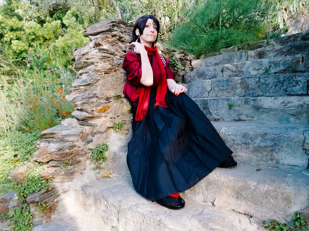 related image - Shooting Kashuu Kiyomitsu - Touken Ranbu - Eyael - Hyères -2019-04-27- P1577864
