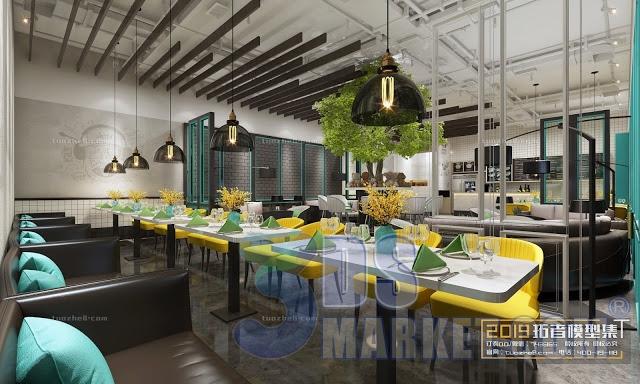 3D66 2019 - Restaurant space 10