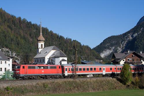 111 044 in Scharnitz
