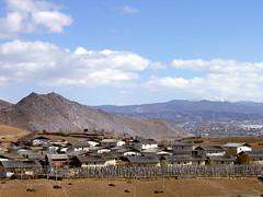 Shangri-la countryside