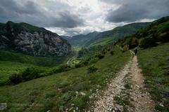 Albacina - San Vittore di Genga, la traversata