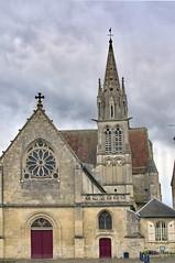 Eglise de Crépy en Valois