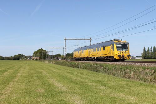 Eurailscout UST02 Teuge 13-05-2019