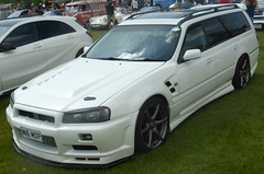 Nissan Stagea RS Four (2000)