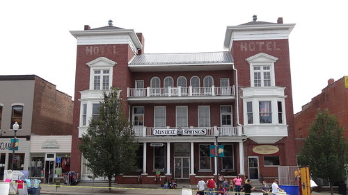 Mineral Springs Hotel, Paoli, IN