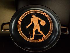 Athletes LXI – Discobolus