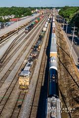 UP 6813 | GE AC4400CW | NS Harris Yard