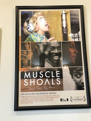 Muscle Shoals Small Town Big Music