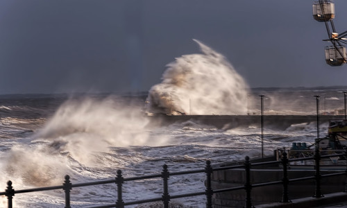 Easterly Storm