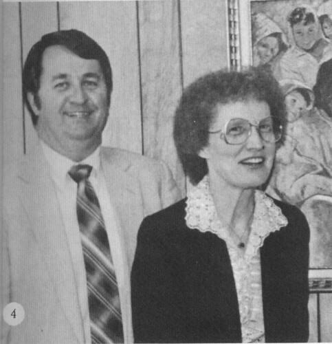 Dick and Joy Gerig 1986