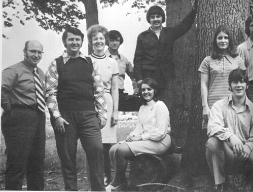 DB Youth Conf Steering Comm 1972