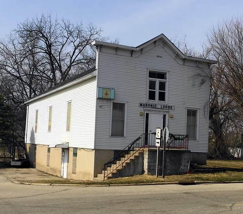 Masonic Lodge, Wilmot, Wisconsin