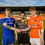 Under 20 Leo Murphy Cup 2019 - Armagh v Monaghan.